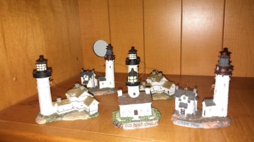 The light houses