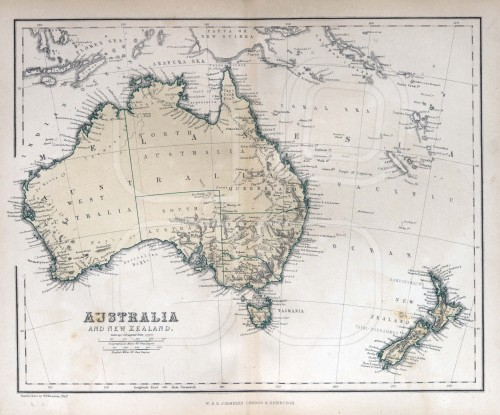 Australia and New Zealand ceiling art to be