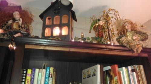Leprechaun in the Fairy Village