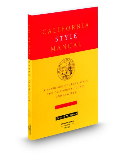 California's Answer to the Dreaded Blue Book
